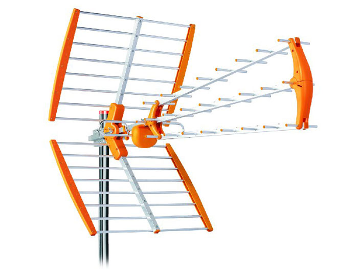 Tecatel - Outdoor TV Masthead Antenna UHF