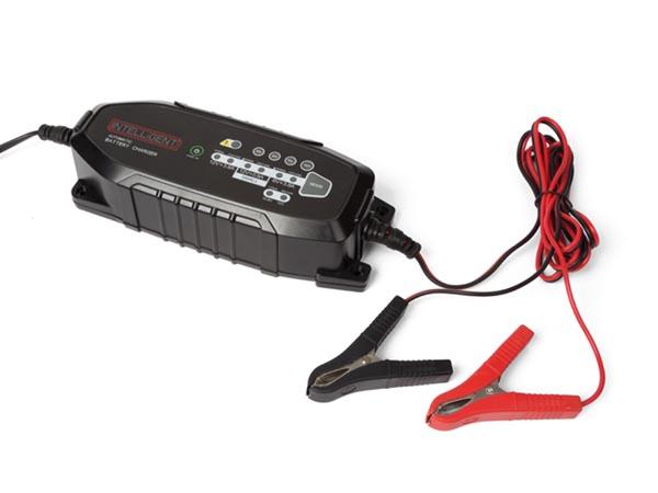 Velleman AC38 - Cargador Baterías Plomo 6 V,12 V - 3800 mA