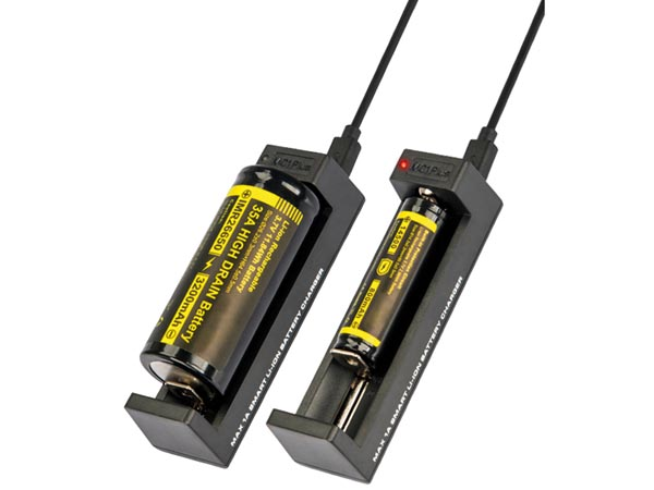 Chargeur universelle batteries Lipo - 3,7 V