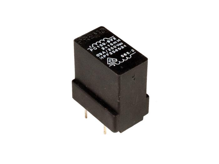 PREMO PC150-9V2 - EMI-RFI 2 x 15mh 0.9 A dual toroid inductor