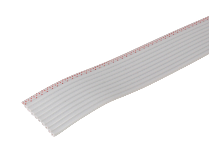 Ribbon Cable - 1.27 mm Pitch - 10 Conductors - 1 m - AWG2810X