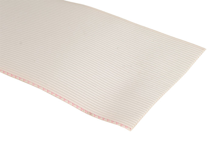 Ribbon Cable - 1.27 mm Pitch - 50 Conductors - 1 m - AWG2850X