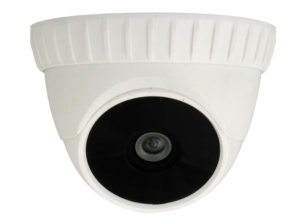 Wired Indoor Dome CCD CCTV Colour Camera - CAMCOLD14