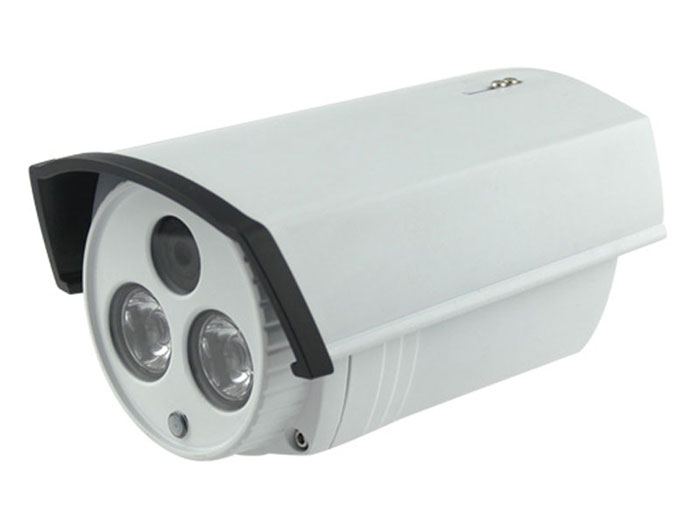 HDTVI CCTV wired colour bullet camera 1080p 6 mm cs, IR