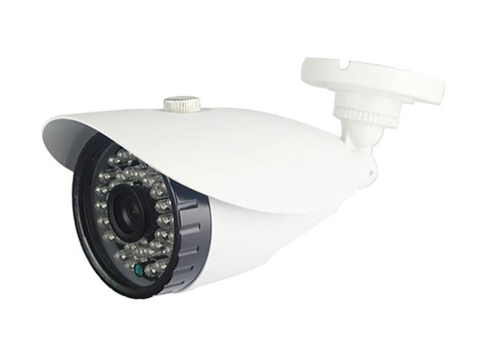 Caméra par Câble BULLET HDTVI CCTV Couleur 720p 3,6 mm IR - HM-TVI100S-CA30