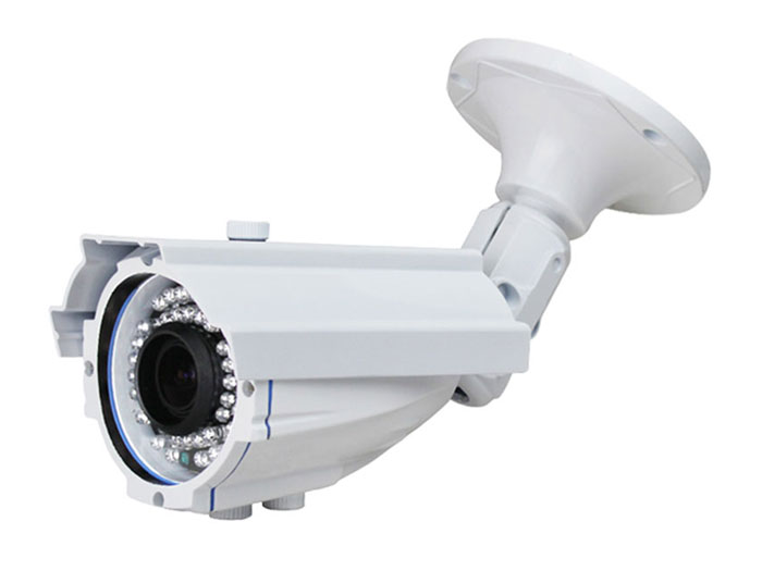 CAMARA ALAMBRICA BULLET HDTVI CCTV COLOR 720P, 2,8..12MM IR