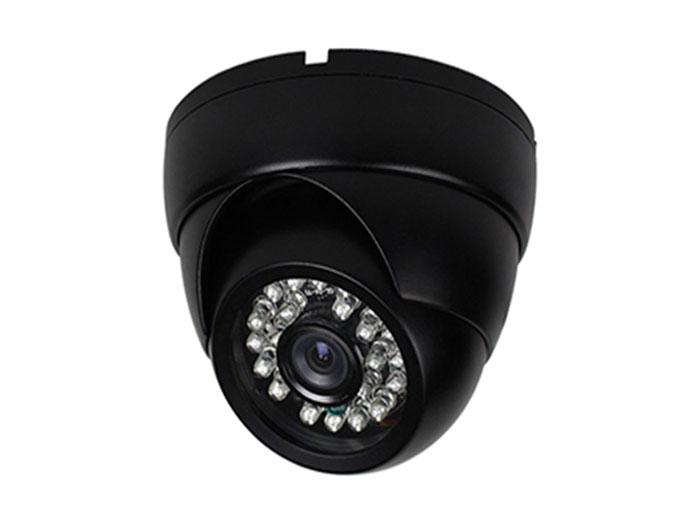Câmara com Fios Dome HDTVI CCTV Cor 720p 3,6mm IR - HM-TVI100S-DA20