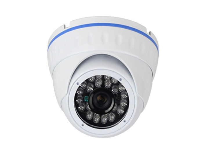 Sony - Caméra par Câble par Câble dome HDTVI CCTV Couleur 1080p 2,8..12 mm IR - HM-TVI200M-DB20