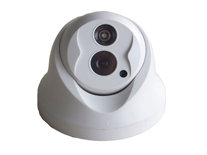 HDTVI CCTV Wired Dome Colour Camera 720p 3.6 mm IR - HM-TVI100S-AD20