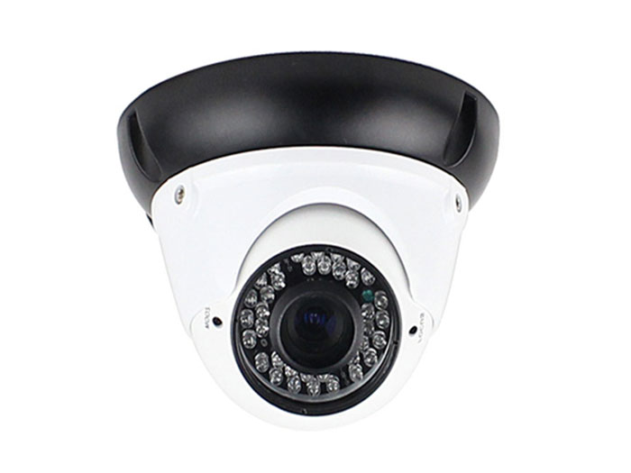 CAMARA ALAMBRICA DOMO HDTVI CCTV COLOR 720P 2,8..12MM IR