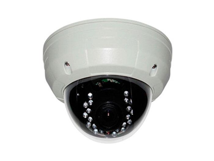 Sony - Caméra par Câble par Câble dome HDTVI CCTV Couleur 1080p 2,8..12 mm IR - HM-TVI200M-VDK20