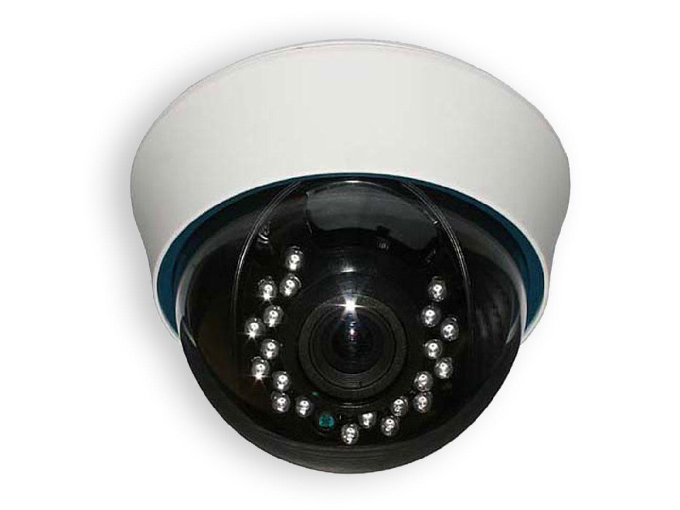 Sony - Caméra par Câble par Câble Dome HDTVI CCTV Couleur 1080p 2,8..12 mm IR - HM-TVI100S-VDY20