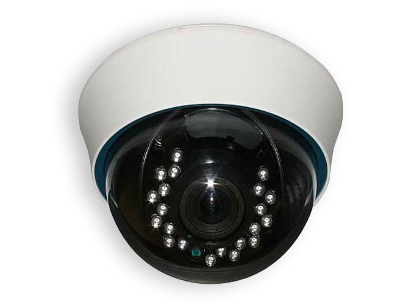 Sony - Cámara Alámbrica Domo HDTVI CCTV Color 1080p 2,8..12 mm IR - HM-TVI100S-VDY20