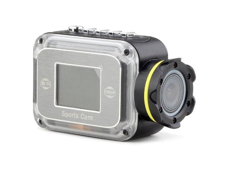 Caméra d'action - HD - avec Boîtier Étanche - WiFi - ACAM-W-01