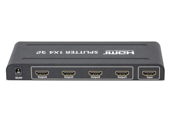 Digital Video Multiplexer with 1 Input 4 Output HDMI - ACTVH217