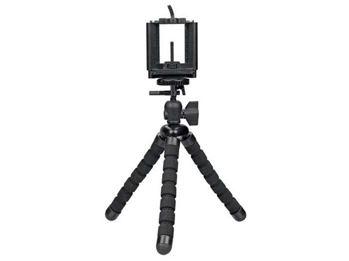 Juego de Trípode Flexible y Soporte para Smartphone - CAMB22
