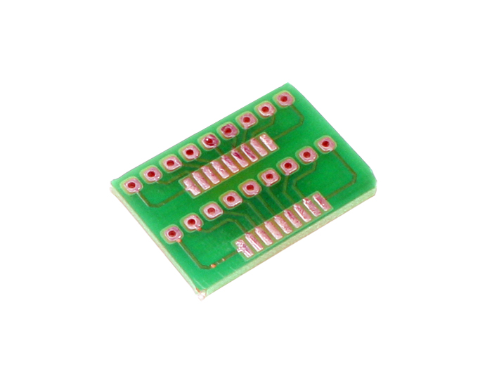 TSSOP18 and SOIC18 or SOP18 to DIP18 Adapter