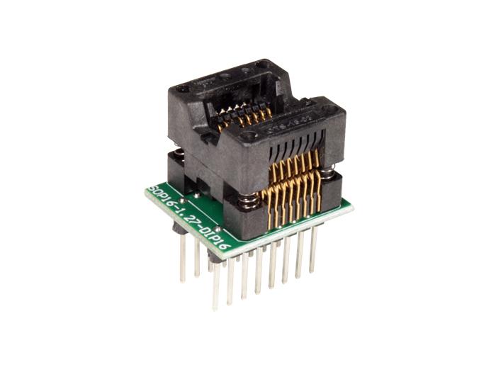 Zócalo Adaptador SOP16 a Dip16 Programador - 354497