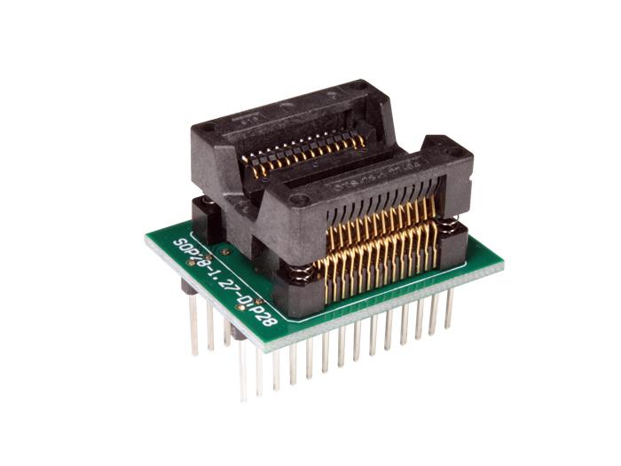 Soquete Adaptador SOP28 para DIP28 Programador - 416151