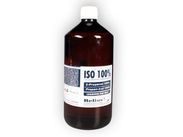 Isopropyl Alcohol Cleaner 1000 ml - ISO1001000