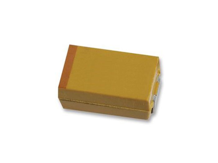 SMD tantalum Capacitor 100 µF - 10 V Case C (6032) - Pack of 25 Units - TAJC107K010R
