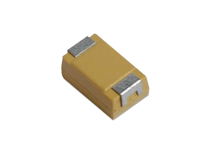 SMD tantalum Capacitor 10 µF - 35 V Case C (6032) - Pack of 25 Units