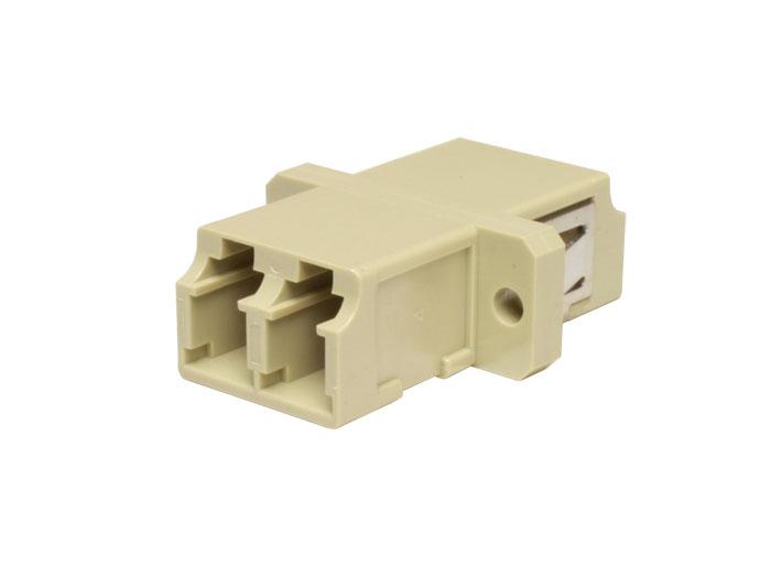 Adaptador Fibra Ótica LC-LC Multimodo Duplex
