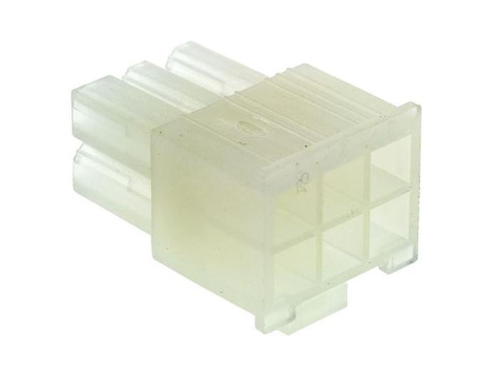 Molex Mini-Fit Jr. 5557 - Connecteur 4,2 mm Femelle 6 Pôles - Similaire MF42-HF-06 - 39-01-2060