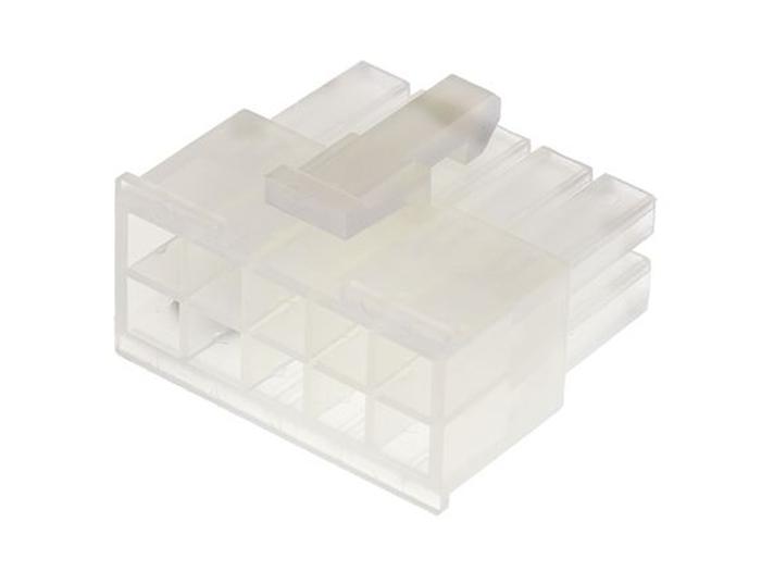 Molex Mini-Fit Jr. 5557 - Conector 4,2 mm Hembra 10 Contactos - Similar MF42-HF-10