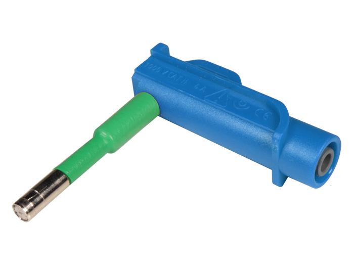Pointe de Touche Magnétique 4 mm - Bleu - 606MG5IECA