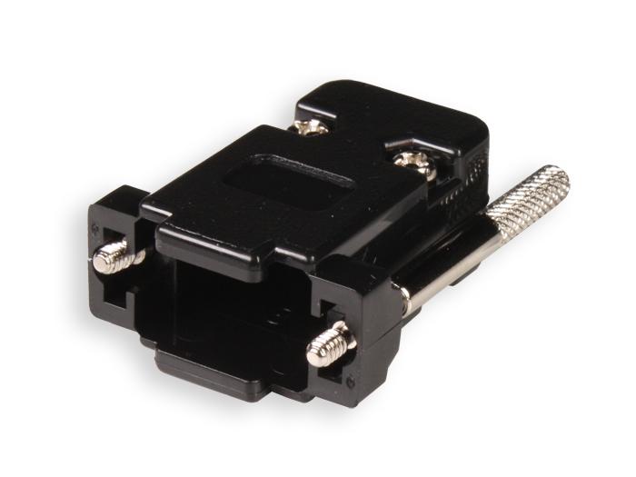 Carcasa Conector sub-D 9 Contactos - Plástica