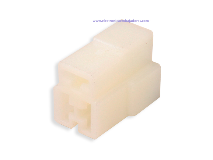 Protection Block for Faston Female 3 Way (Equivalent: 180941) - TE9193