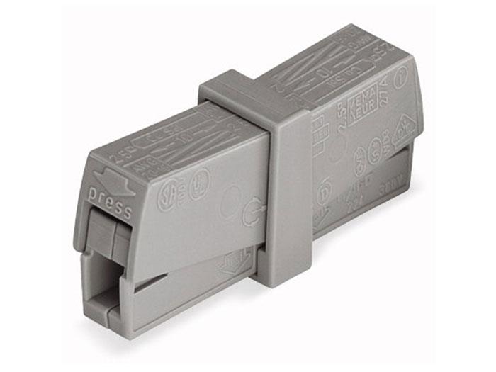 Wago 224-201 - Ligador - Caixa Emenda - WAGO 224-201 - 1283495