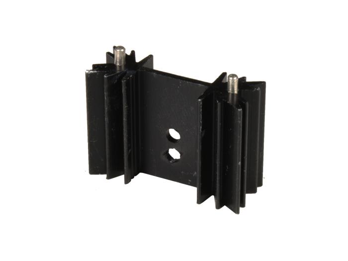 Dissipateur Thermique 26 x 35 x 13 mm TO220 - Pins - TEA35/25