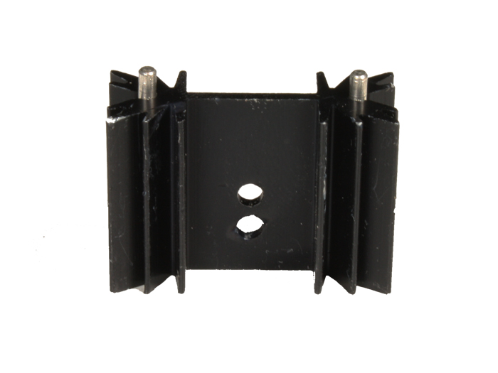 26 x 35 x 13 mm Heat Sink TO220 - Pins - TEA35/25