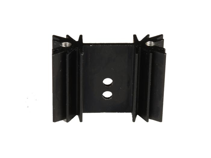 Dissipateur Thermique 26 x 35 x 13 mm TO220 - Filetage M3 - TEA35/25D