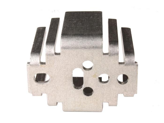 Dissipador de Calor 32 x 32 x 42 mm - 1 x TO3 - 18.212