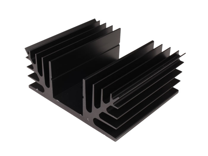 75 x 88 x 35 mm Heat Sink 1 TO3 - 41/7/A