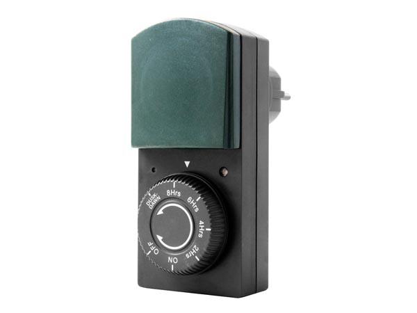 Temporizador Crepuscular com Contagem Regressivo - E305DP-G