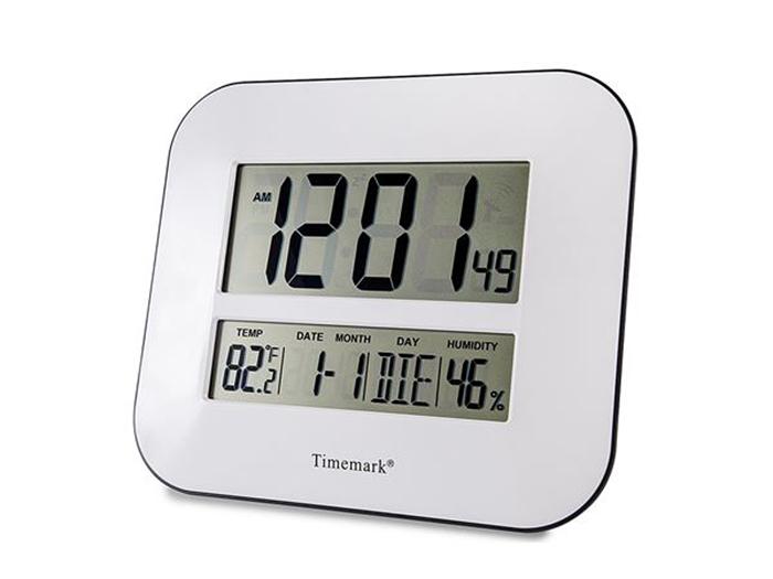 Reloj de Pared con Termómetro - FM-M7