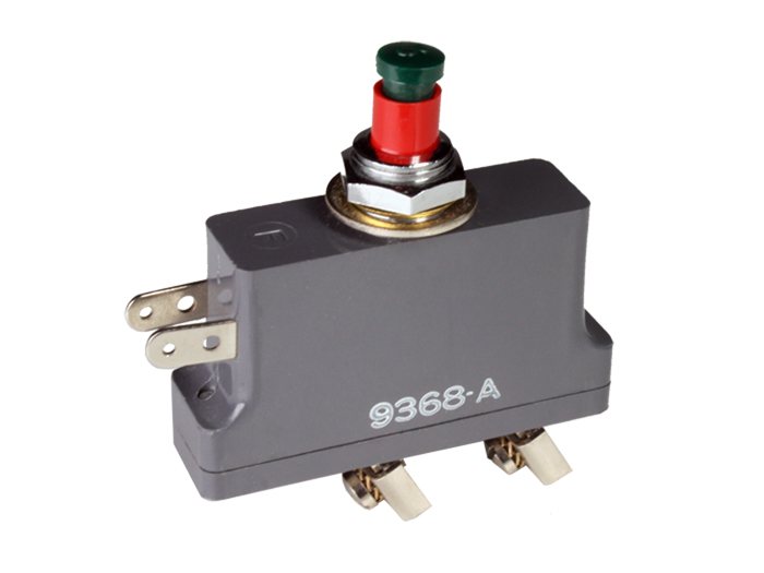 Automatic 3 A 250 Vac fuse - thermal circuit breaker