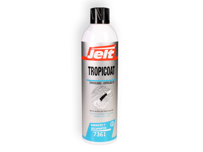 Jelt Tropicoat - Vernis de tropicalisation - 400 ml - 7361