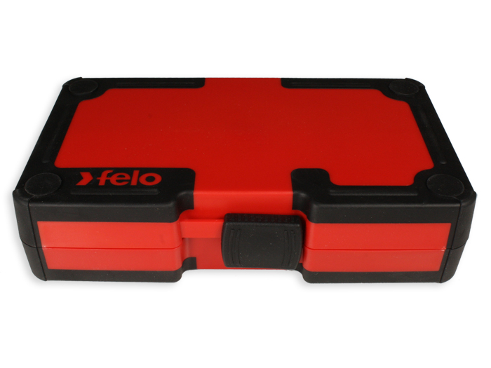 Felo Smart 063 913 06 - Multi-Bit Screwdriver VDE 1000 V