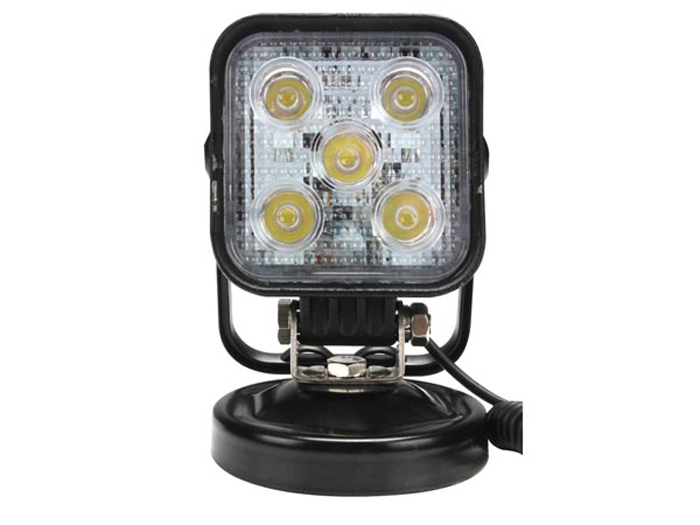 LED Floodlight with Magnetic Mount - 15 W - Colour Neutral White - LEDA251NW
