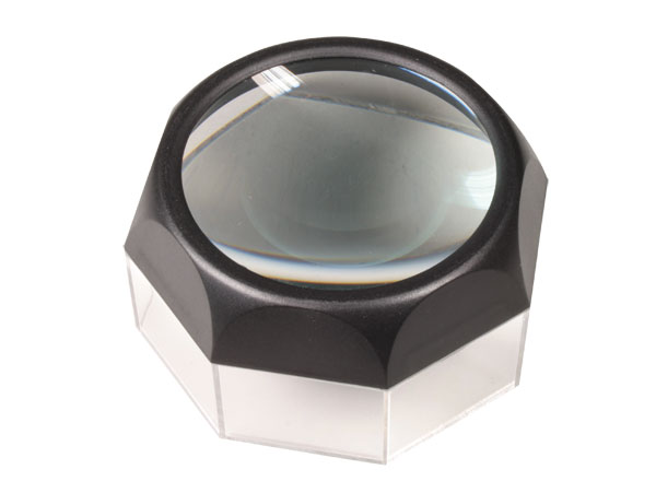 LUPA DE LECTURA - 5x - Ø70 mm