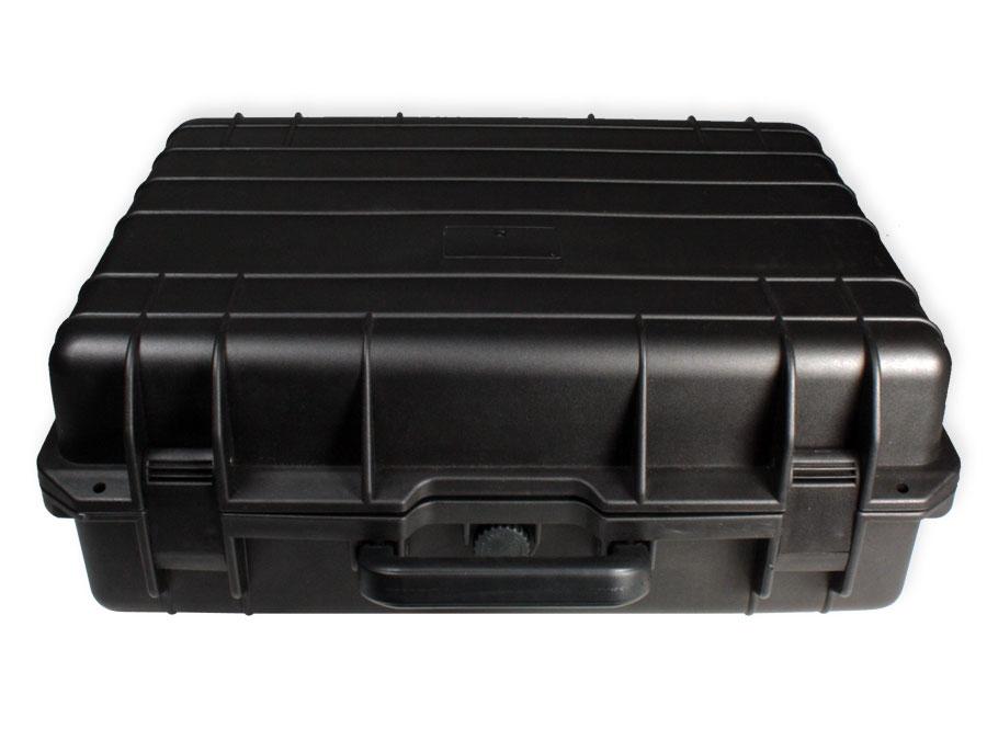 504f9c03f MALETA ESTANCA 485 x 355 x186 mm - CON ESPUMA ALVEOLAR (