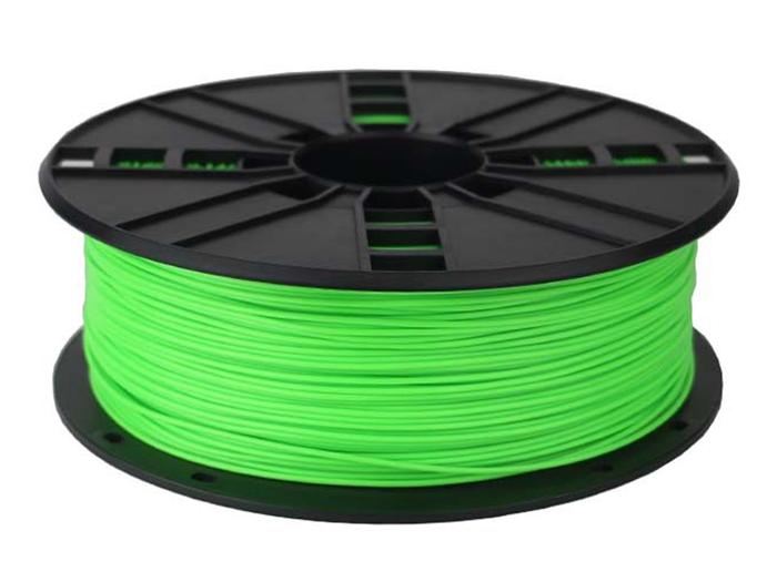 Filamento PLA - 3 mm - Cor Verde Claro - 1 Kg