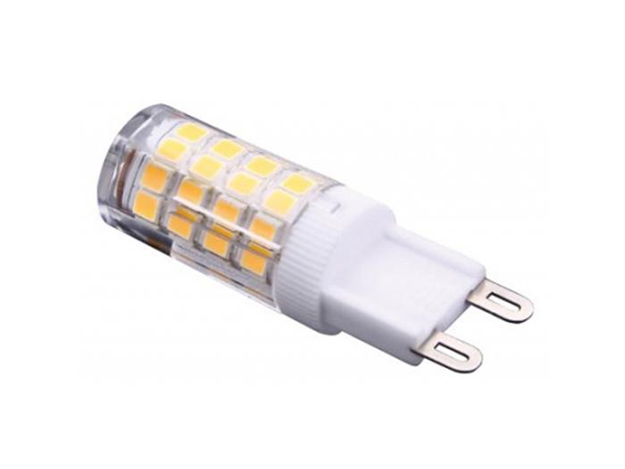 BOMBILLA LED BLANCO CALIDO G9 3,5W 220V