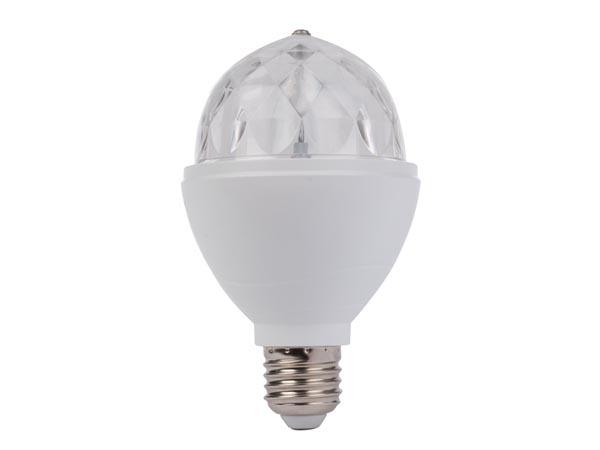 Velleman - Efecto Iluminación RGB 3 W Led - HQLE10016