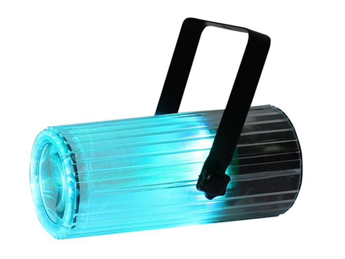 Moonflower - Effet Éclairage RGBWA LED - Boîter translucide - 15-1414
